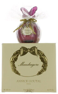 Mandragore by Annick Goutal for Women EDP Perfume Splash Butter-Fly Bottle 3.4oz