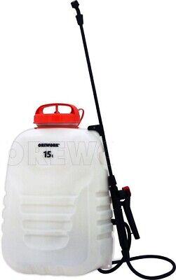 Pulverizador electrico Orework 15 lt