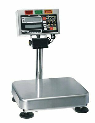 A&D-FS-i Series Check Weighing Scale FS-15Ki 35 lb x 0.002 lb