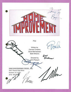 Types of Memorabilia Home Improvement Fans Have to Own