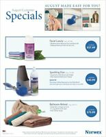 NORWEX PARTY-DELIVERED TO YOU with FREE DEMO