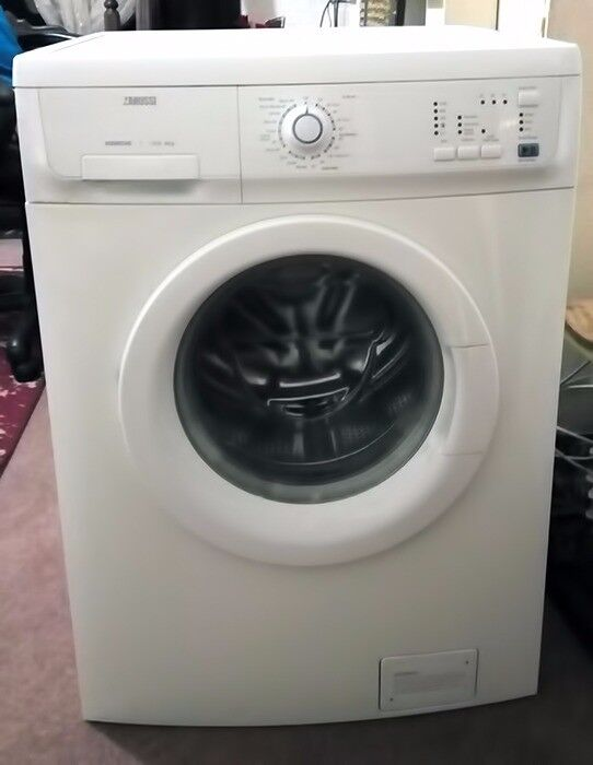 Zanussi 6kg 1200spin Washing Machine - Can Deliver