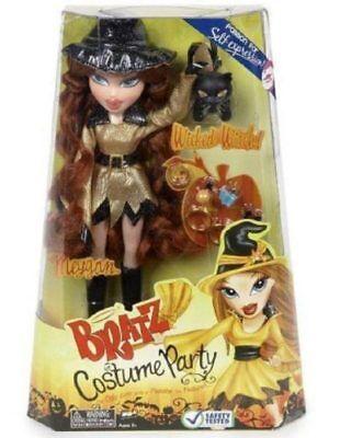 Bratz Costume Party (Bratz Costume Party – Meygan – Wicked Witch)