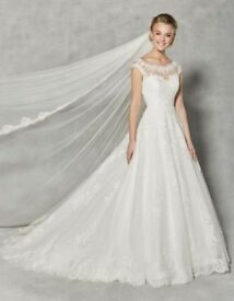 Anna sorrano wedding dress size 10
