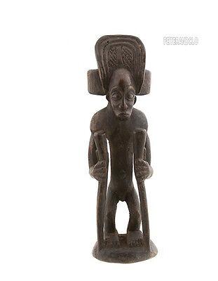 Statue Tshokwe Chibinda Ilunga Chokwe African 802