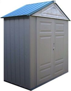 Rubbermaid shed to give away