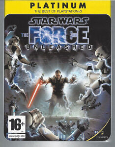 Star Wars: The Force Unleashed [Platinum] /5