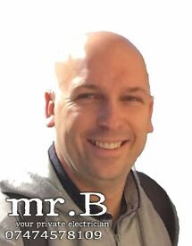 mr.B - your private electrician
