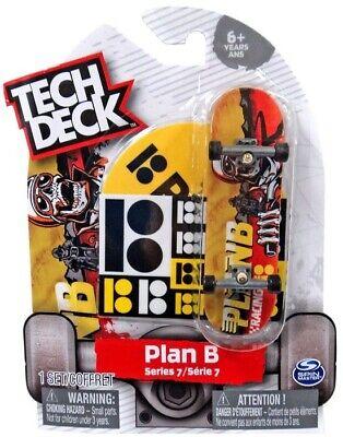 New Tech Deck ULTRA RARE PLAN B Series 7 Skateboards Fingerboards SK8 PUDWILL  (Plan B Skateboards Pudwill)