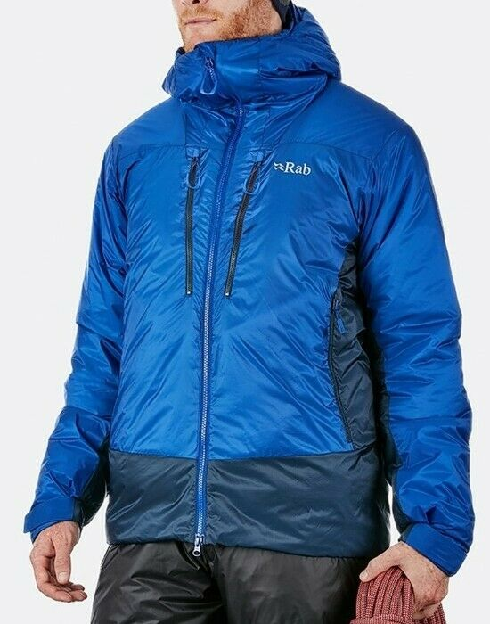 Rab Photon Pro Jacket Mens XL Mint Condition Rrp £200.00
