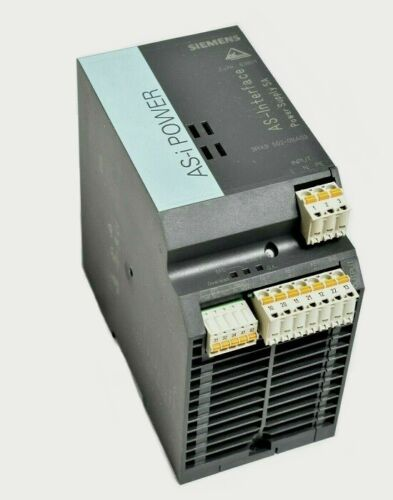 Siemens 3RX9502-0BA00 AS-Interface Power Supply AS-i 5A 30VDC
