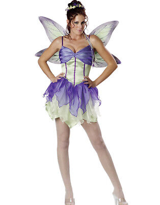 Naughty Nymph Elite Collection Fairy Tale Tinkerbell Adult Halloween Costume](Tinkerbell Costumes Adults)