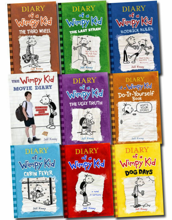 Diary Of A Wimpy Kid Films In Order