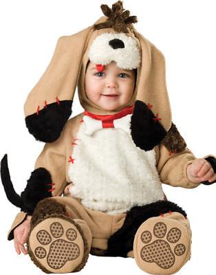 Süß Baby Kleinkind Precious Braun Welpe Halloween Kostüm Outfit