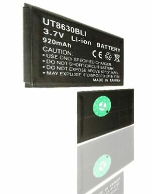 Technocel Lithium Ion Standard Battery for UTStarcom 8630, Verizon Coupe Utstarcom 8630 Coupe