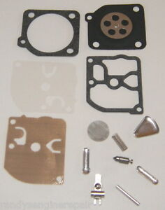 repair-kit-CARBURETOR-zama-Husqvarna-136-137-141-142