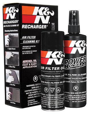 K&N Reinigungsset Reiniger + Öl für Luftfilter im Sparpaket online kaufen