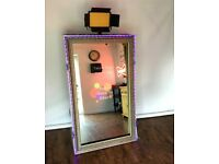 Magic Mirror Selfie Booth - £5000