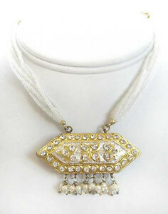 Travel-Jewelry-White-or-Ivory-Lakh-Necklace-Earrings-From-India-Destination