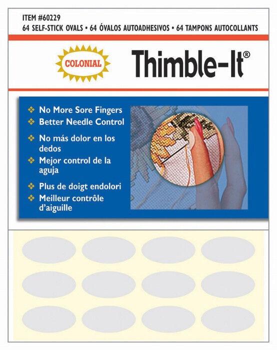Colonial Needle Thimble-It