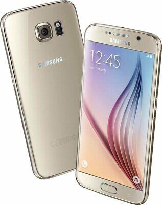 Samsung Galaxy S6 32GB - Gold - Smartphone - Neuware inkl. MwSt.