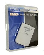 Sony PS1 Memory Card