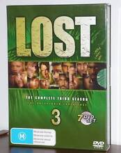 Lost Season 3 dvd Elizabeth Mitchell Officer Cardinia Area Preview