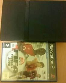 PlayStation 2- BlackSlim