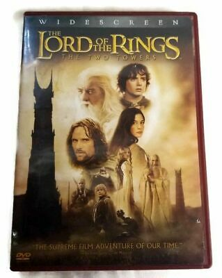 The Lord of the Rings: The Two Towers Collector's Edition DVD Elijah Wood (Lord Of The Rings Actor)