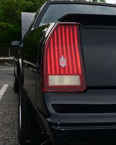 WANTED: Drivers side tail light lens for 1988 Monte Carlo SS