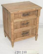 brand new solid wooden bedside table Westmead Parramatta Area Preview