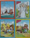 Asterix - Suchard Napoliains - 4 puzzels- Hardcover - (1990/