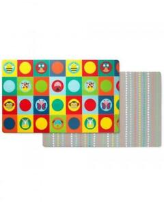 Tapis Doubleplay Réversible Zoo - Multi Dots
