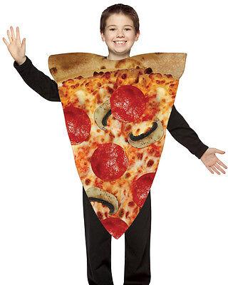 Child Pizza Costume - 7-10](Pizza Baby Costume)