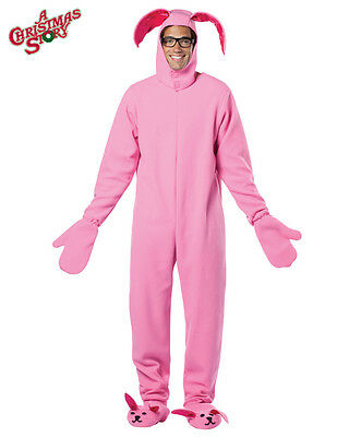 Xmas Suit (A Christmas Story Bunny Suit)