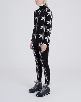 Perfect Moment Merino Wool STAR II Jumpsuit size S With Defect-the loop is down