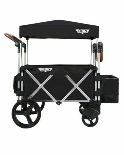 Refurbished Keenz Stroller Wagon 7S - Black