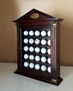 Golf Display Cabinet