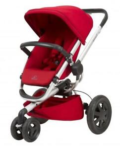 Poussette Buzz Xtra 2.0 - Red Rumor