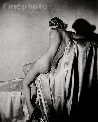 1940/92 Vintage FEMALE NUDE Woman Fashion Glamour Photo Gravure Fine Art ~ HORST