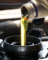 Service de changement d'huile a domicile