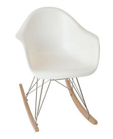 Charles Eames RAR style Rocking chair - £35