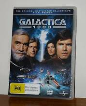 Battlestar Galactica 1980 dvd Officer Cardinia Area Preview
