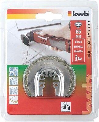 KWB Bi-Metall Easy Cut Säbelsägeblätter sauberer Schnitt 153//130 mm 2 Stück