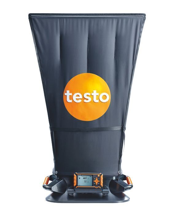 Testo 420 (0563 4200) Accurate Flow Hood with Bluetooth & Soft Case