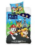 PAW Patrol dekbedovertrek Paw Power (Multi) -