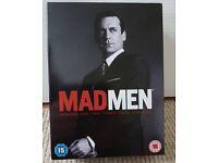 Mad Men DVD Box Set Seasons 1-6 Series 1 to 6