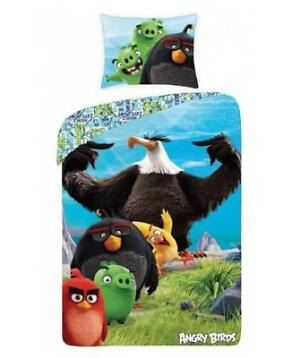 Angry Birds dekbedovertrek Mighty Eagle (Multi) -