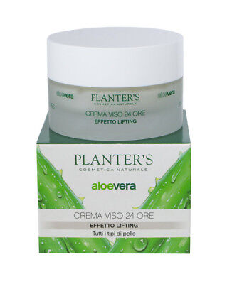 Planter's Aloe Vera Crema Viso 24 ore Effetto Lifting