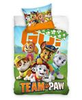 PAW Patrol dekbedovertrek GO! (Orange) -